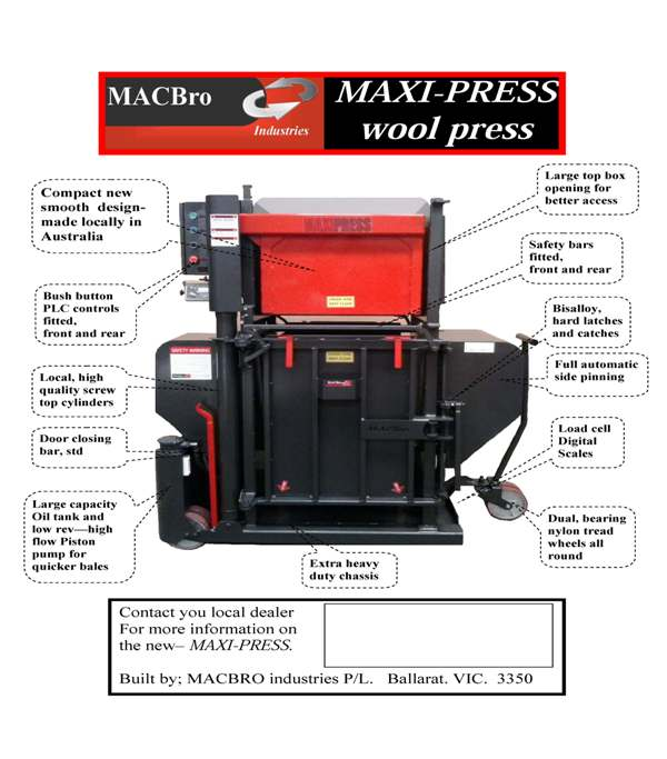 maxi press brochure-new colour sceem page 1