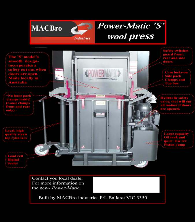 power matic S brochure Page 1-resize